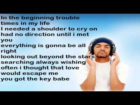 Once In A Lifetime - Craig David (lyrics)