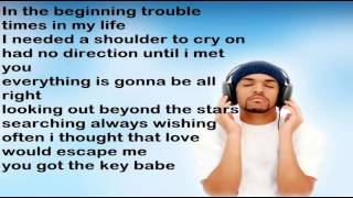 Once In A Lifetime - Craig David (lyrics)