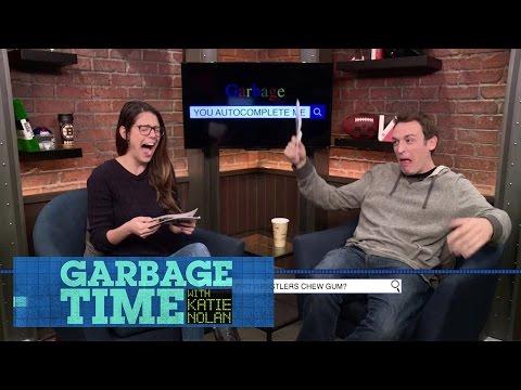 Dan Soder & Katie Nolan Play You Autocomplete Me