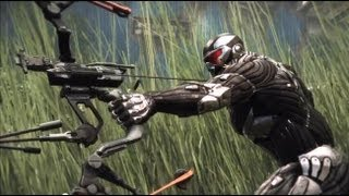 Crysis 3 Multiplayer Gameplay Hunter Game Mode Part 2