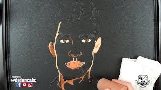 Brendon Urie Pancake Art Panic At The Disco