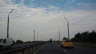 . Красково-Лермонтовский проспект. Поездка на автомобиле