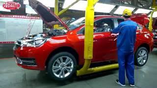 видео Автомобили Chery