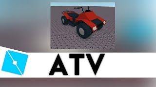 Roblox ATV | Speed Build
