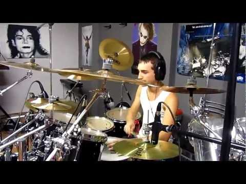 The Police - Walking on the Moon - Drum Cover by Josh Gallagher