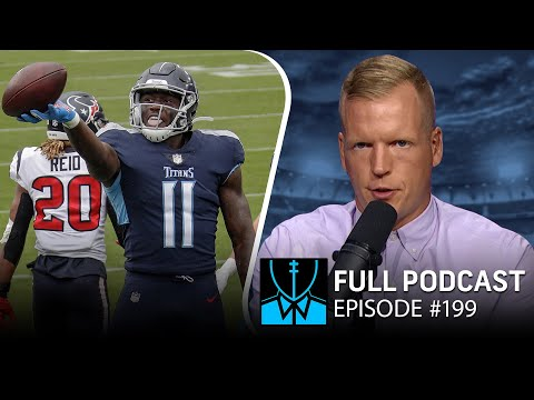Don't undersell the Tennessee Titans + NFC East superteam | Chris Simms Unbuttoned (Ep. 199 FULL)