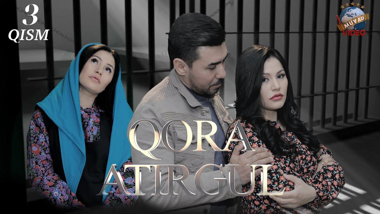 Qora atirgul (o'zbek serial) 3-qism | Кора атиргул (узбек сериал) 3-кисм