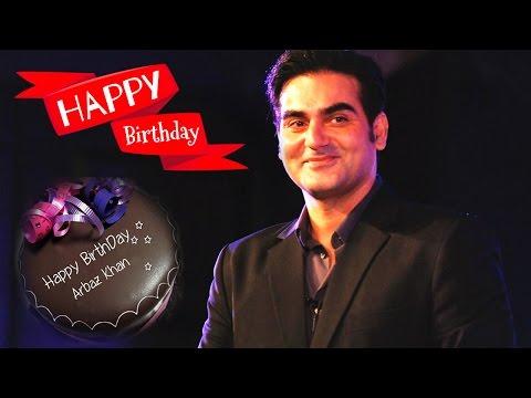 Happy Birthday Arbaz Khan.........   04 August   Bollywood News   Stars Gossips