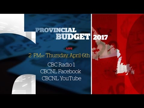 Newfoundland & Labrador Budget Special 2017