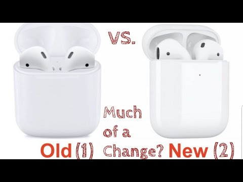 Airpods Unterschied
