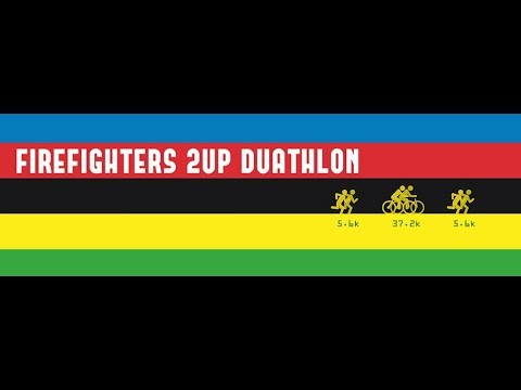 UK Fire Fighters 2UP Duathlon, 11 Mar 2018