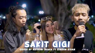 Download lagu Nyanyi Dengan Khasnya Mereka Bikin Baper Cewek Sakit Gigi Meggy Z Live Cover Ft Zinidin Zidan