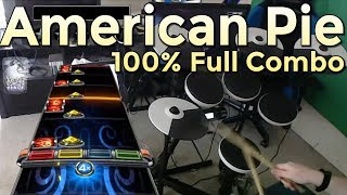 Don McLean - American Pie 100% FC (Expert Pro Drums RB4)