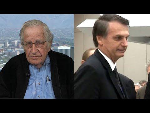 A Disaster for Brazil: Noam Chomsky on Brazil's New Far-Right President Jair Bolsonaro