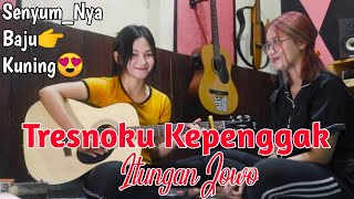 Download lagu Tresnoku Kepenggak Itungan Jowo - Zizel (Zizah & Sela) [OFFICIAL MUSIC VIDEO]