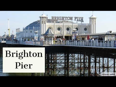 Travel Guide Brighton Palace Pier East Sussex UK Pro's And Con's