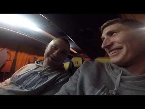 #17 В Чехию на РАБОТУ на автобусе. BUSFOR. Таможня