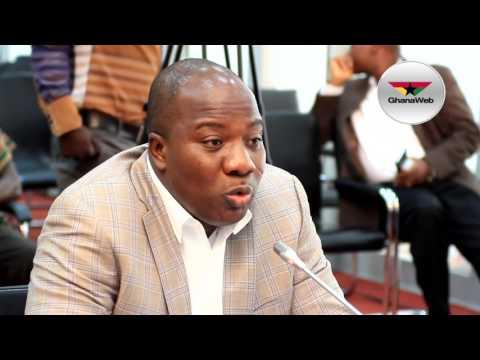 Mahama Ayariga appears before Bribery Investigative Committee