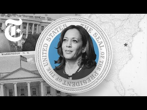 Who Is Kamala Harris? | 2020 Presidential Candidate | NYT News