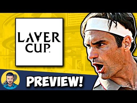 Laver Cup 2019 | Draw Preview | Tennis Talk