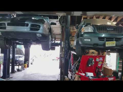 1080p Camera System Installation   Auto Repair Shop