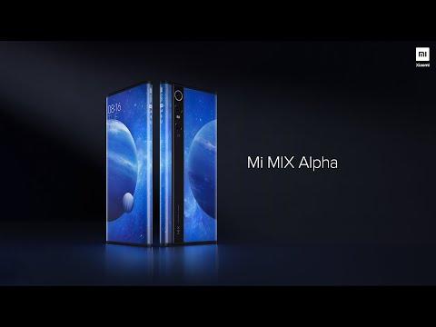 What Makes Mi MIX Alpha A Technological Masterpiece?