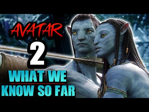Avatar 2 (2021) What We Know So Far *Movie Preview*