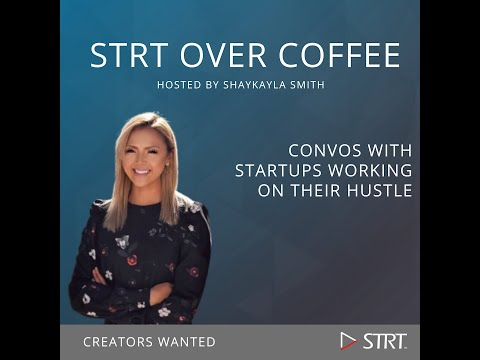 STRT Over Coffee - Episode #16 - Carolee Beck: Singer & Songwriter