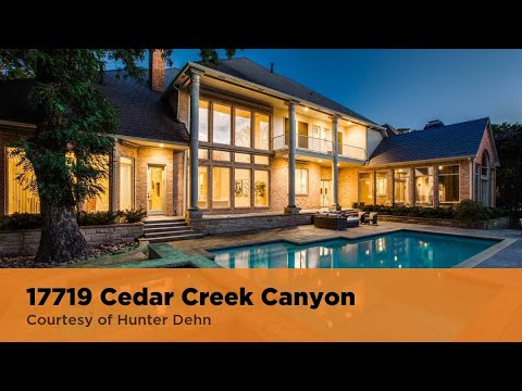 17719 Cedar Creek Canyon Dallas, TX 75252 | Hunter Dehn | Dallas Luxury  Homes For Sale