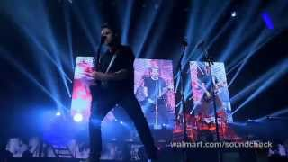 Nickelback- Burn It To The Ground Live