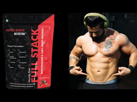 Redscience Nutrition Full Stack Whey Protein Honest Review   Buy Or Not