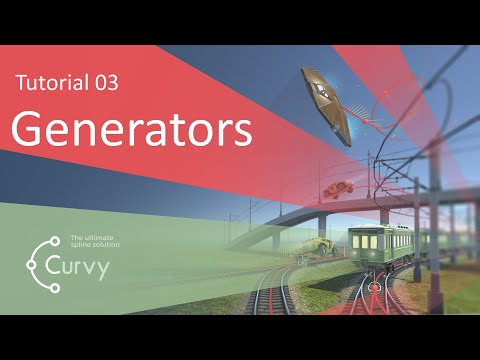 Curvy Tutorial 03: Generators