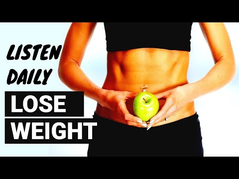 Easy Weight Loss - Self Hypnosis For EASY and Natural Weight loss