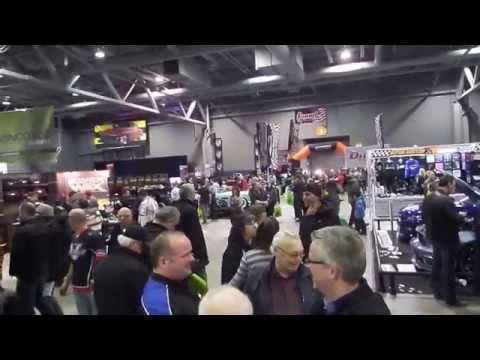 Salon de l'auto sport Québec 2015 !!