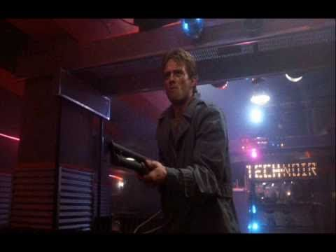 The Terminator: Soundtrack - Tech Noir