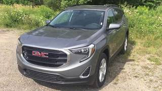 2018 GMC Terrain SLE , FIRST LOOK!
