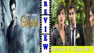 Grimm Season 4 Episode 1 Review! Thanks For The Memories