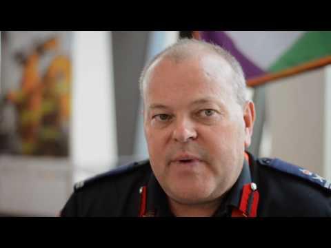 Paul Baxter Chief Executive & National Commander NZ SD