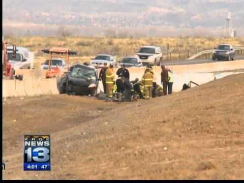 Victim ID in I-25 fatal crash