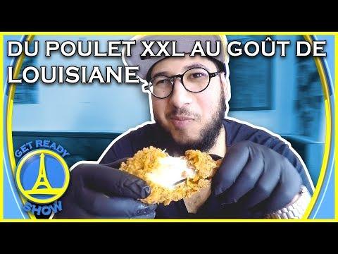 DU POULET XXL COMME EN LOUISIANE !? - GET READY SHOW #67