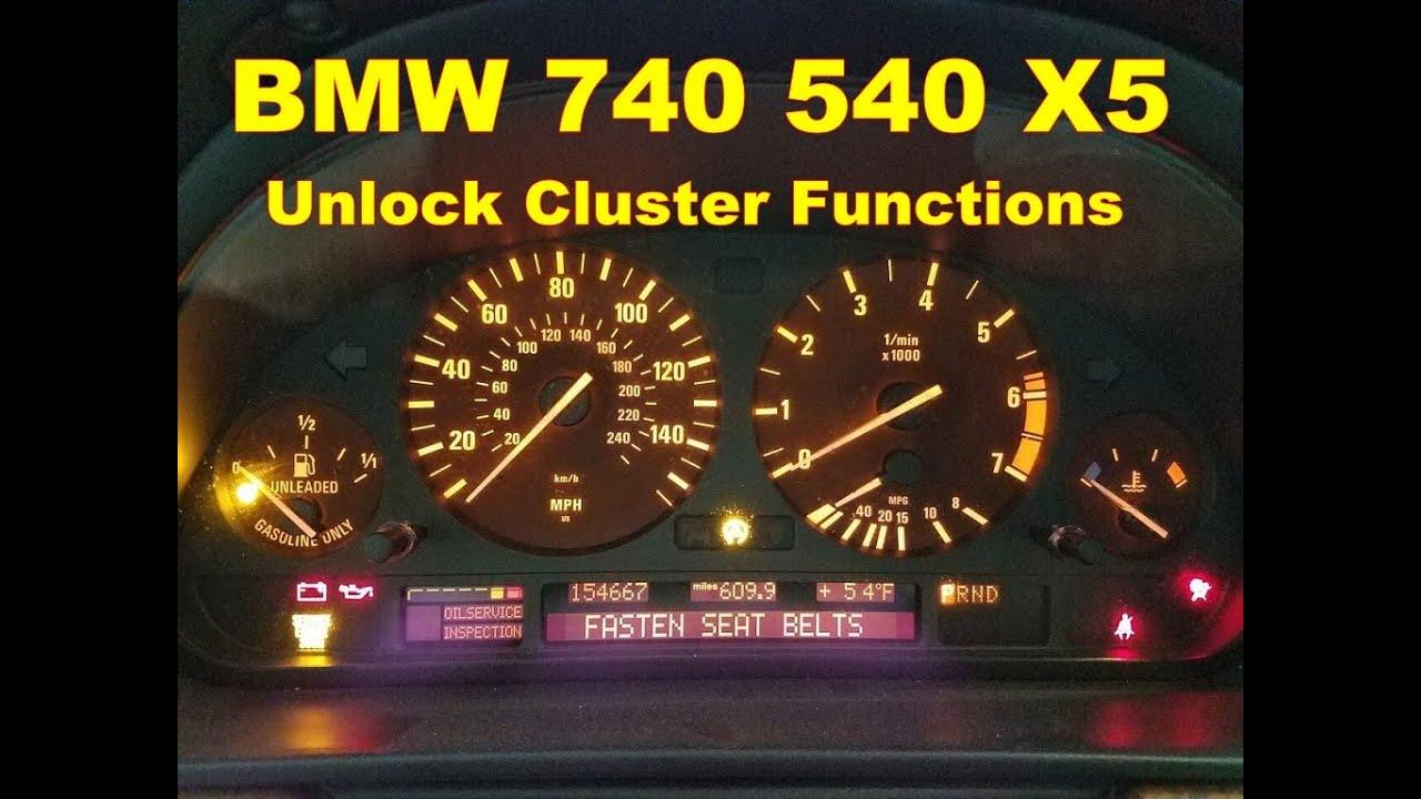 00 bmw 540i cluster diagram   27 wiring diagram images
