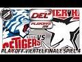 DEL PLAYOFFS 2018 [Deutsch/German] - Kölner Haie - Thomas Sabo Ice Tigers - Spiel 4 ★ ORAKEL