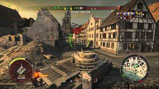 World of Tanks Xbox 360 Edition Gameplay #2