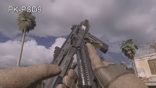 Call of Duty: Modern Warfare Remastered - NEW / Update Weapons # 3 - Reloads, Animations and Sounds