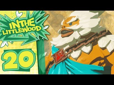 The Legend Of Zelda: Breath Of The Wild - Part 20 - Goron City