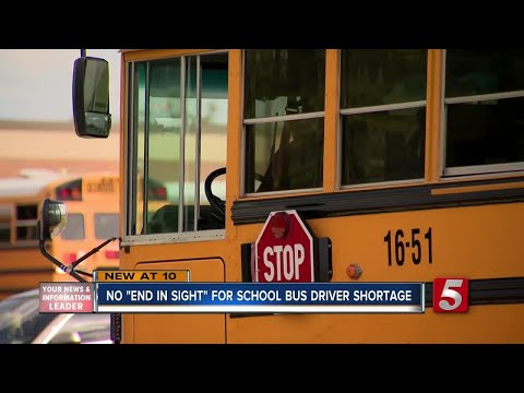 Wilson Co. Schools Continues School Bus Route Cancellations