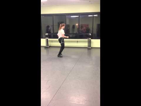 Adult Tap Choreo
