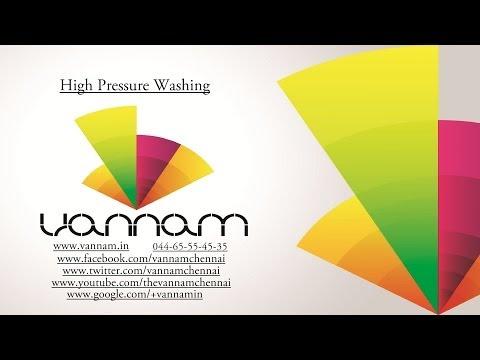 High Pressure Washing