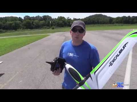 HobbyKing Durafly Excalibur Warmliner Review