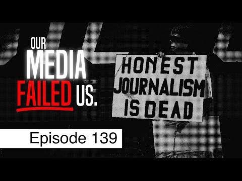 The Liberal Media Myth   Episode 139 (April 19, 2018)